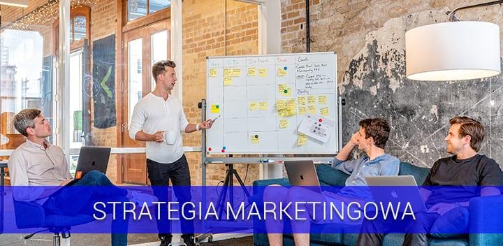 strategia marketingowa co to jest