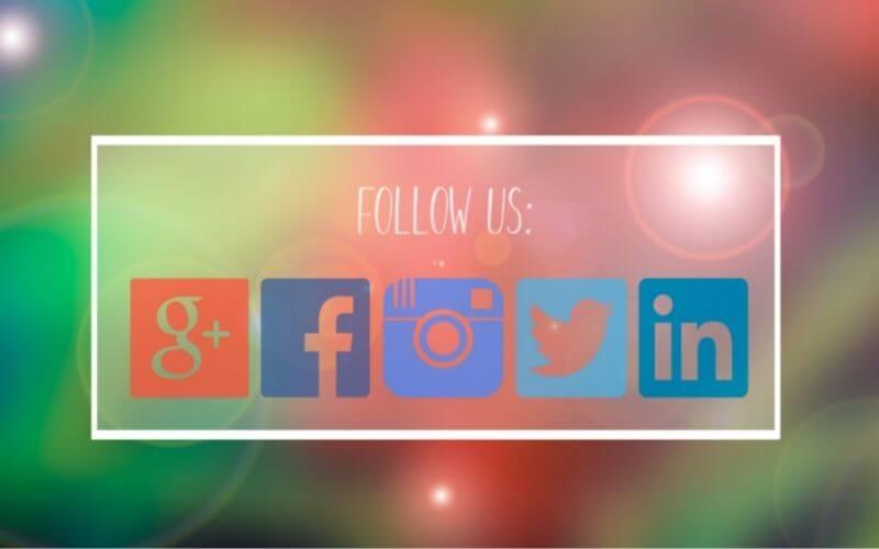 Ikony social media - SMO.